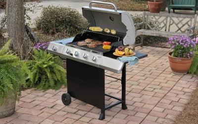Char-Broil-Classic-4-Burner-Grill-Burner