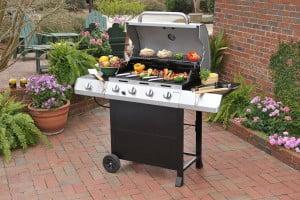 Char-Broil-Classic-4-Burner-gas-Grill-Burner