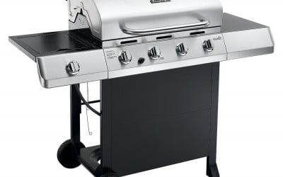 Char-Broil Classic 4-Burner Gas Grill-2