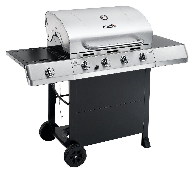Char-Broil Classic 4-Burner Gas Grill-4 burner Gas Grills on sale