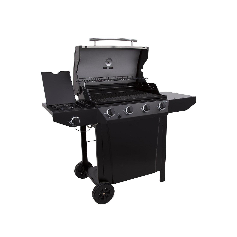 Thermos 4-Burner 48000 BTU Gas Grill with Side Burner-5 star Gas Grills on sale