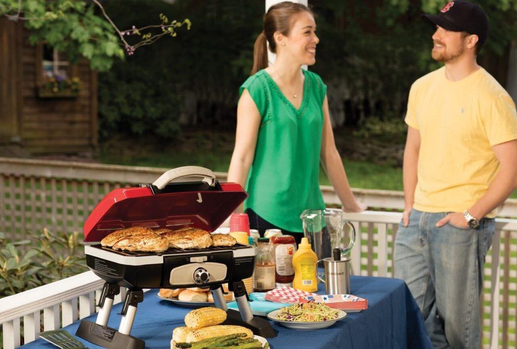 Cuisinart CGG-180T Petit Gourmet Portable best outdoor grills