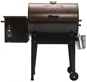 Traeger Pellet Grills BBQ155.01