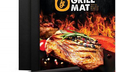 BBQ Grill Mat kitchen joy