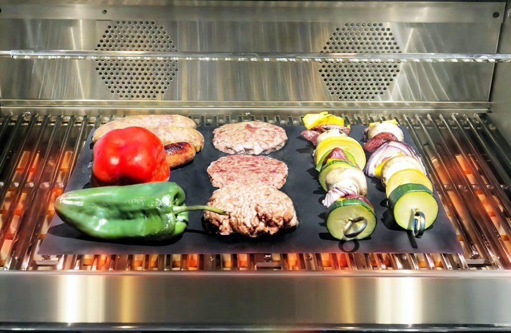 BBQ Grill Sheets Mat g & f