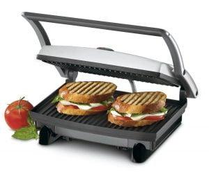 Cuisinart GR-1 Griddler Panini and Sandwich Press