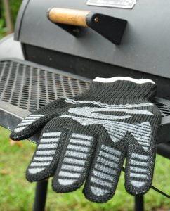 G & F 1682 Dupont Nomex Heat Resistant gloves