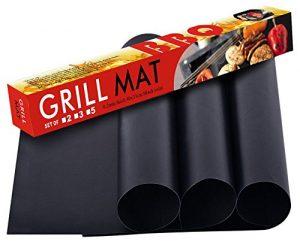 SUMGOTT Non-Stick BBQ Grill Mat