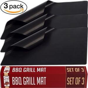 Twisted Chef BBQ Grill Mat