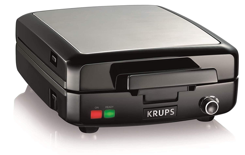 KRUPS GQ502 Belgian Waffle Maker