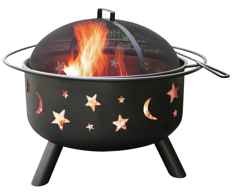 Landmann 28345 Sky Stars and Moons Fire Pit