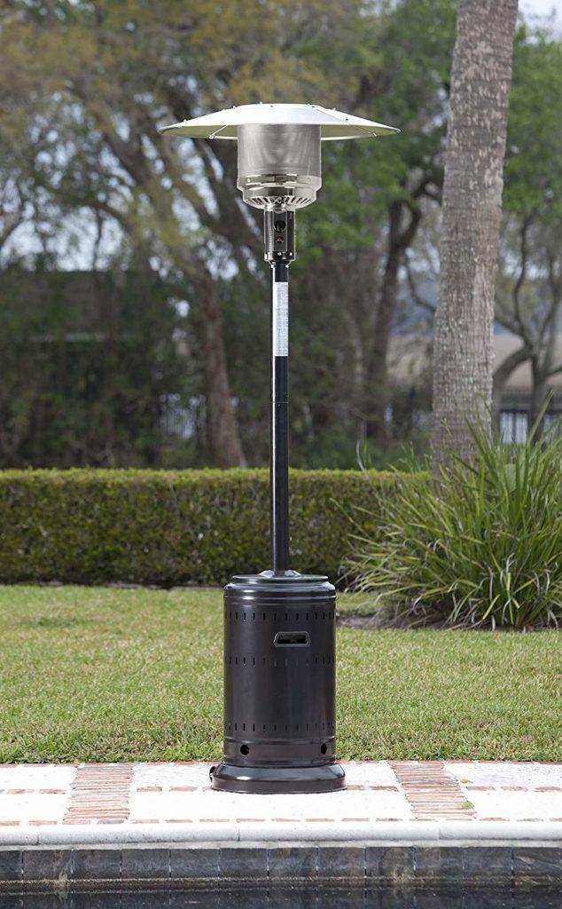 AmazonBasics Commercial Outdoor Patio Heater