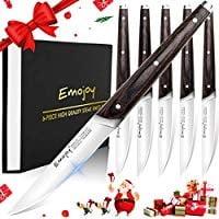 Emojoy Steak Knife Set