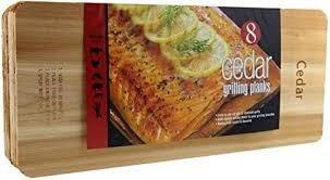 Coastal Cuisine Cedar Grilling Planks